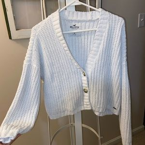 Hollister Sweater Cardigan